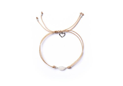 SI SIMPLE BRACELET PIERRE DE LUNE