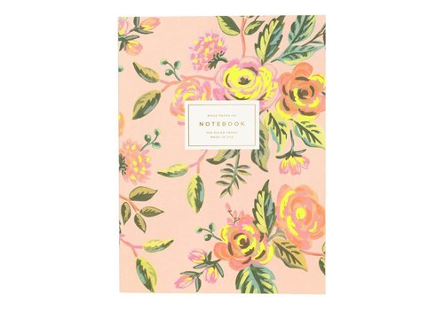 RIFFLE PAPER CO. CAHIER DE NOTE JARDINS DE PARIS