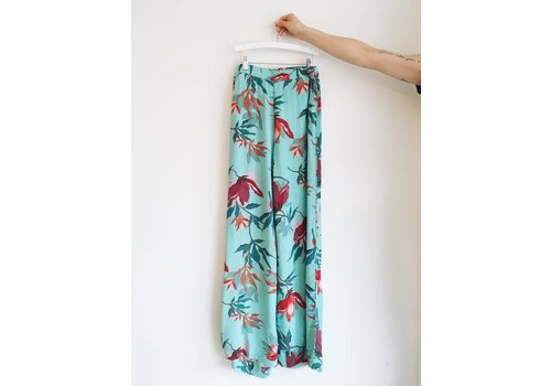 SOAKED IN LUXURY *DERNIÈRE CHANCE* PANTALONS LAVADA- small