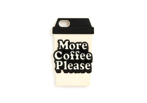 BAN.DO IPHONE CASE MORE COFFEE