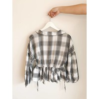 BLOUSE KELLY BLANCHE