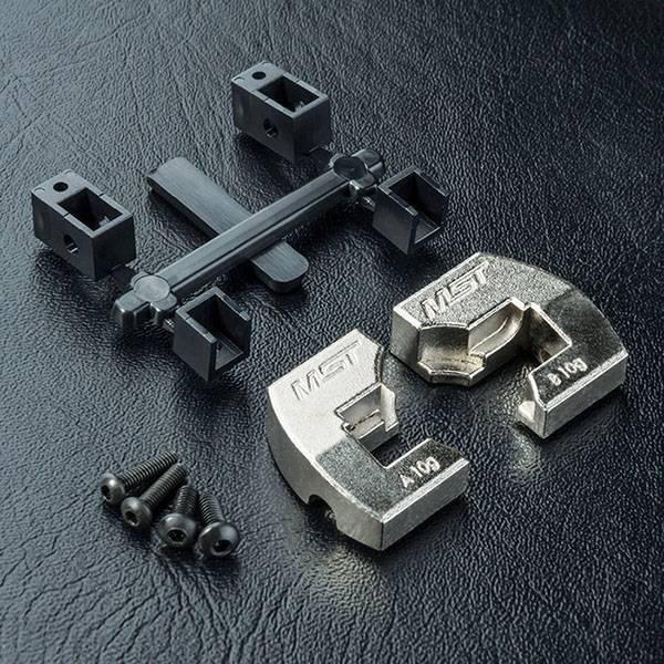 MST MXSPD820092 Upright weight 10g by MST820092
