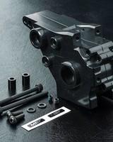 MST MXPD210604BK RMX 2.0 alum. rear gearbox (black) by MST