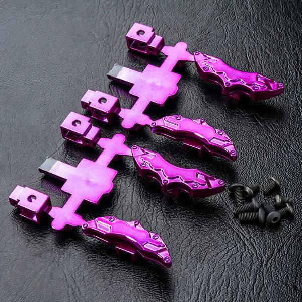MST MXSPD210145P Brake calipers (anodized purple) (4) by MST 210145P