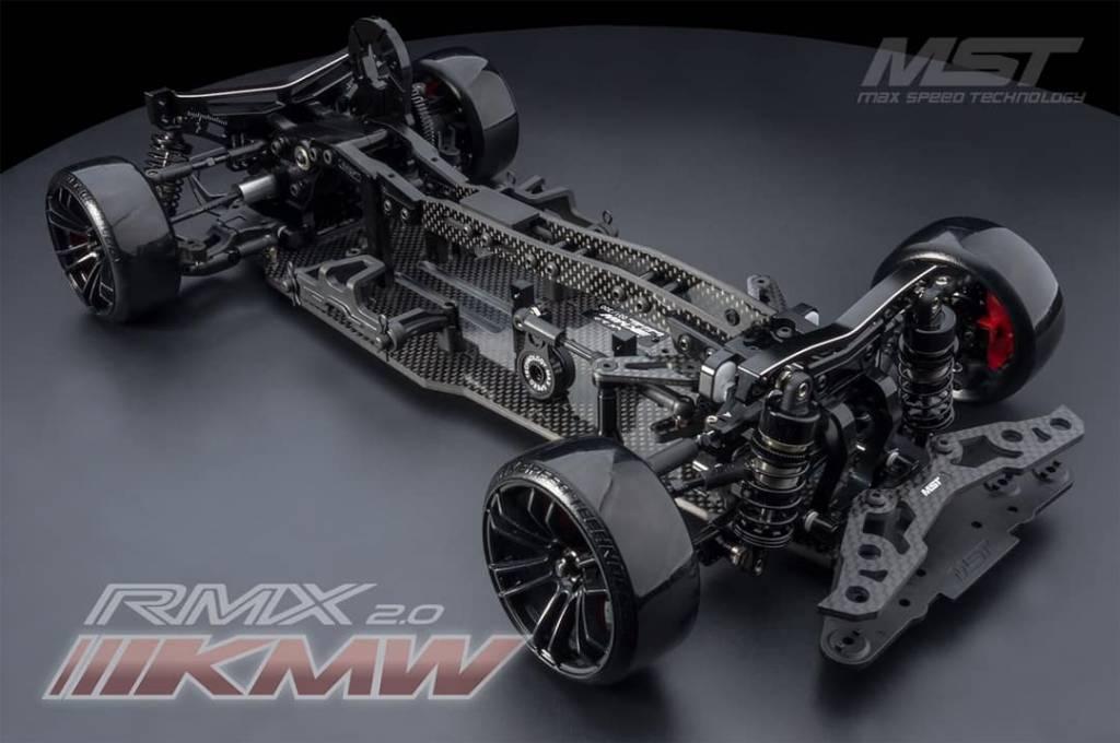 MST MXSPD532175 RMX 2.0 KMW BLACK ARR 532175 by MST