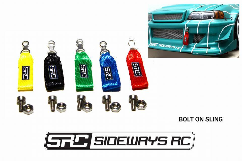 SRC SRCBLTSLG BOLT ON TOW SLING BY SRC