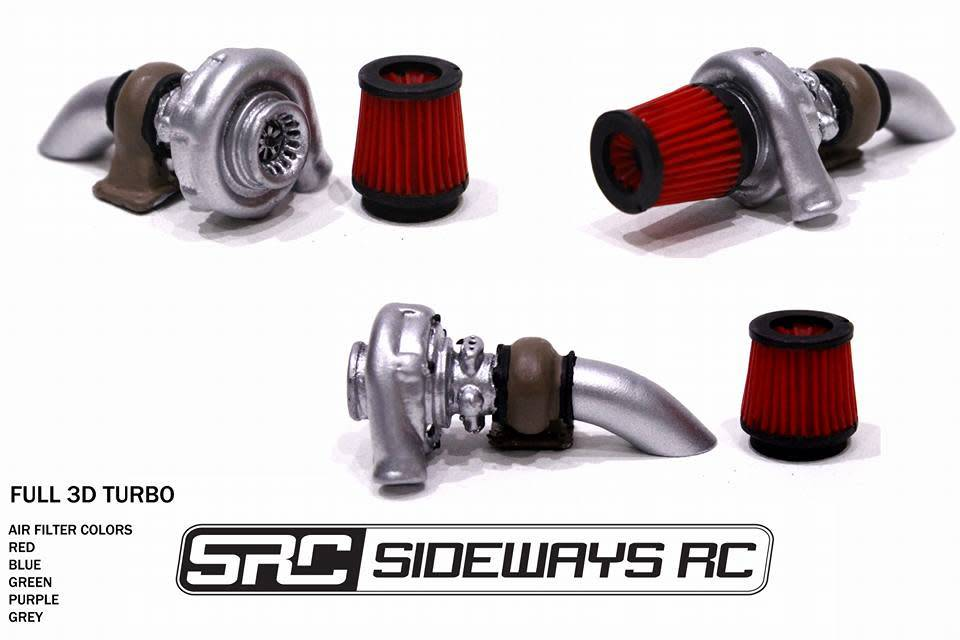 SRC SRCFUL3DTRB Full 3D Turbo by SRC