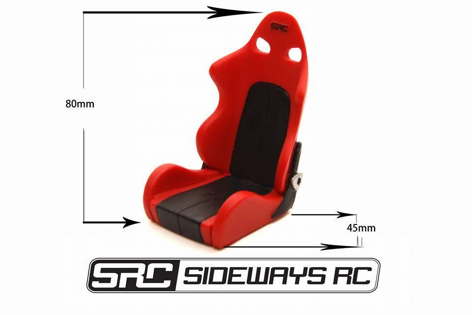 SRC SRCST BUCKET SEAT BY SRC