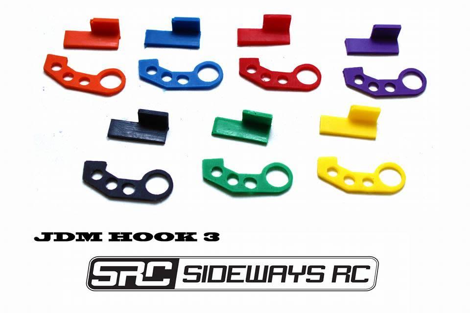 SRC SRCTOW3 JDM TOW HOOK STYLE 3 BY SRC