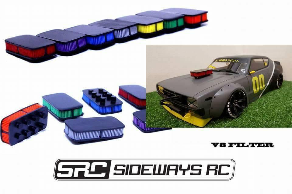 SRC SRCFTR8 V8 Style 1 Filter by SRC