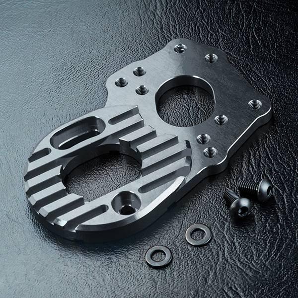 MST MXSPD210583BK RMX 2.0 Alum. motor mount (black) 210583BK by MST
