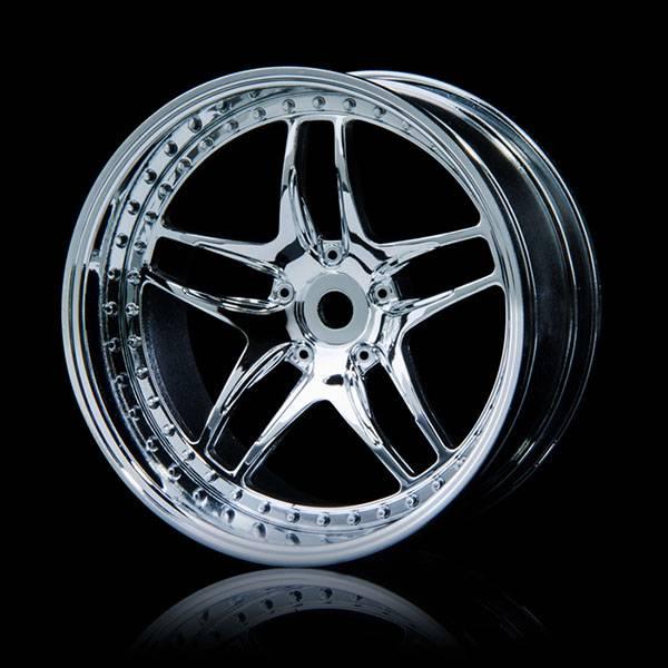MST FB Wheel (4) by MST