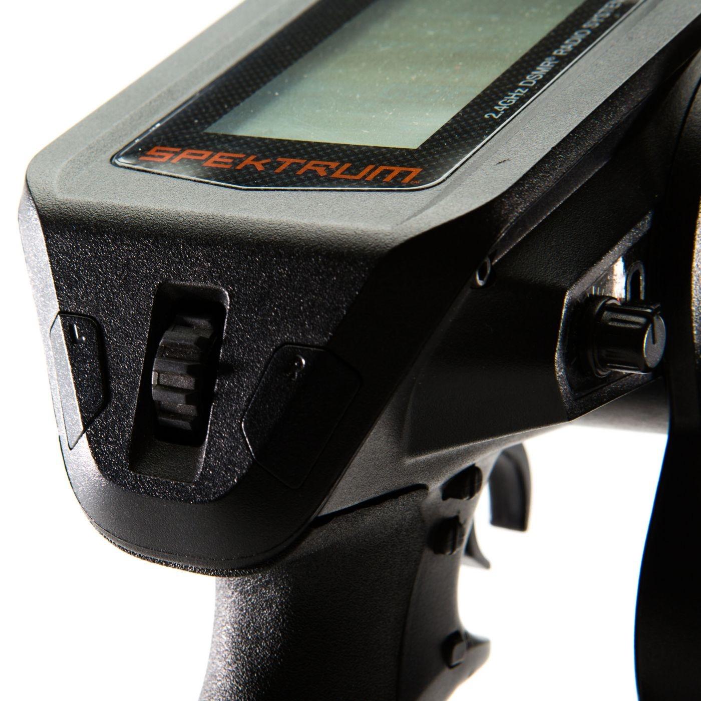 Spektrum SPMR5010 DX5 Pro 5-Channel DSMR Surface Radio (Transmitter Only) by Spektrum