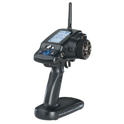 Futaba 4PLS 4-Channel 2.4GHz T-FHSS Telemetry Radio System w/R304SB Receiver by Futaba