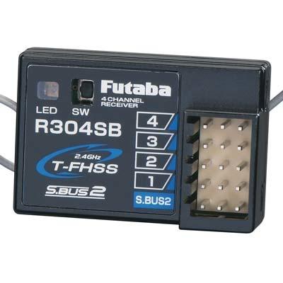 Futaba R304SB T-FHSS Receiver by Futaba