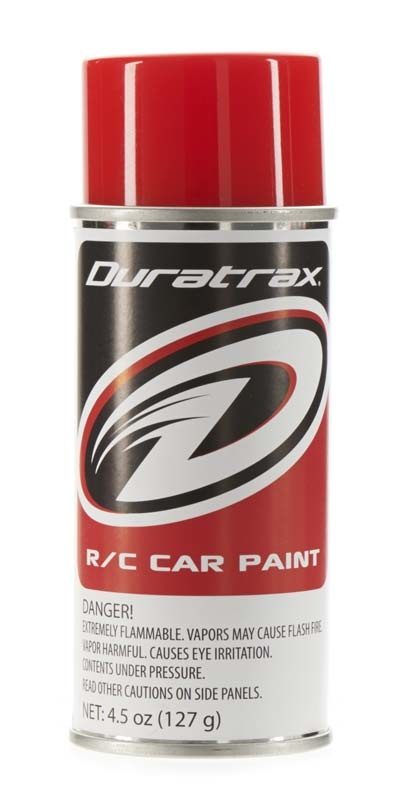 Duratrax Duratrax Polycarb Spray Paint 4.5 Oz