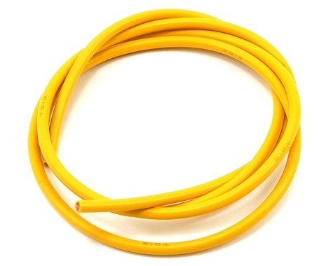 TQ Power TQW1336 13 Gauge super flexible wire (Yellow) by TQ Power