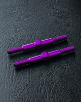 MST MXSPD810012P Alum. reinforced turnbuckle 3X36 Purple 810012P