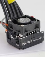 OMG OMG-POLARIS-DR120A-X3/4.0 120A D-Run Sensored/Sensorless Electronic Speed with Turbo by OMG