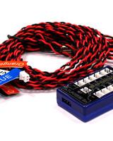 Integy INTC23385 G.T. Power Complete LED Light Kit w/ Control Box Module by Integy