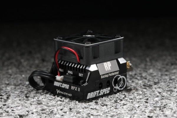 Yokomo YOKBL-RPX2D Racing Performer competition brushless ESC BL-RPX2D by Yokomo
