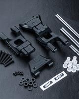 MST MXSPD210616BK MB Alum. Rear lower arm set (black) 210616BK by MST