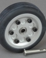 JP Hobby JPHWH0445 45mm Wheel with bearings and 4mm axle JP Hobby