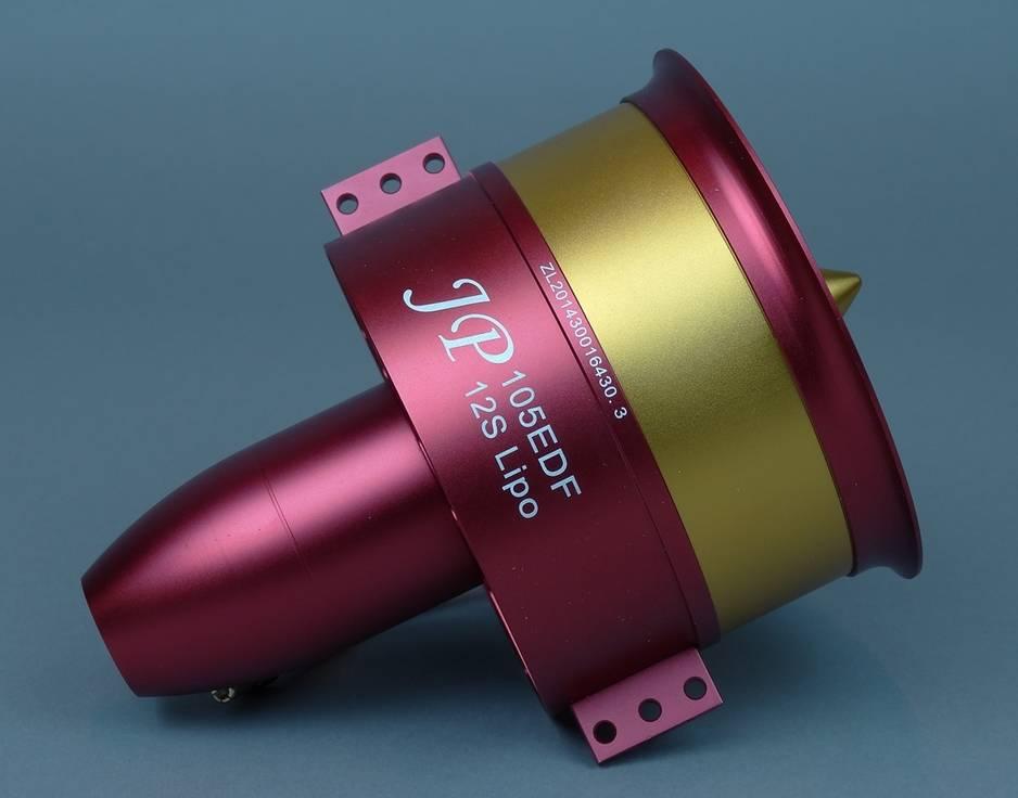 JP Hobby JPHEDF10512SCR High Thrust 105mm EDF 12S Counter Rotating JP Hobby