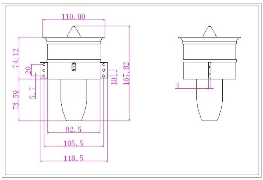 JP Hobby JPHEDF09012S High Thrust 90mm 12s EDF