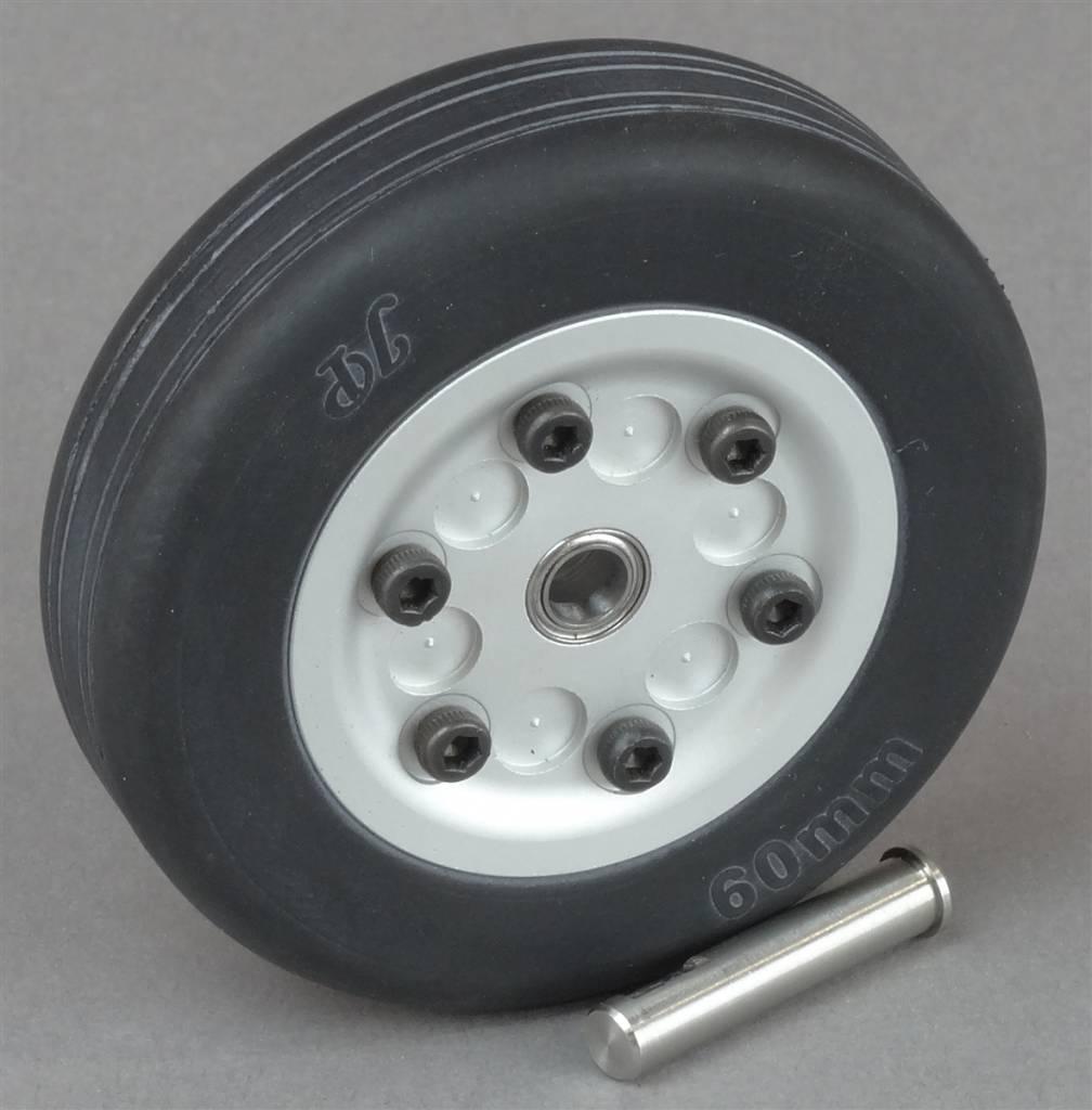 JP Hobby JPHWH0560 60mm Wheel with bearings and 5mm axle JP Hobby