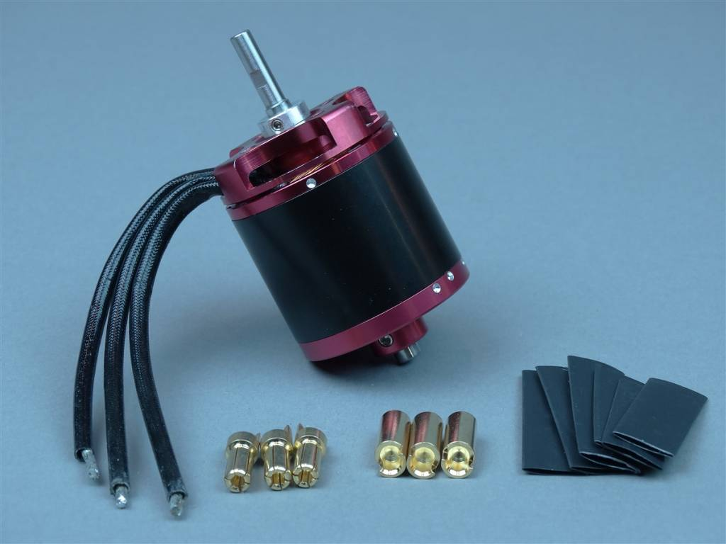 JP Hobby JPHEDFM0908S 8S Motor for the 90mm EDF JP Hobby