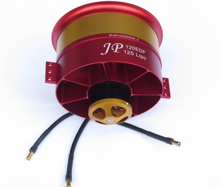 JP Hobby JPHEDF12012S High Thrust 120mm EDF w/ 12S Motor JP Hobby
