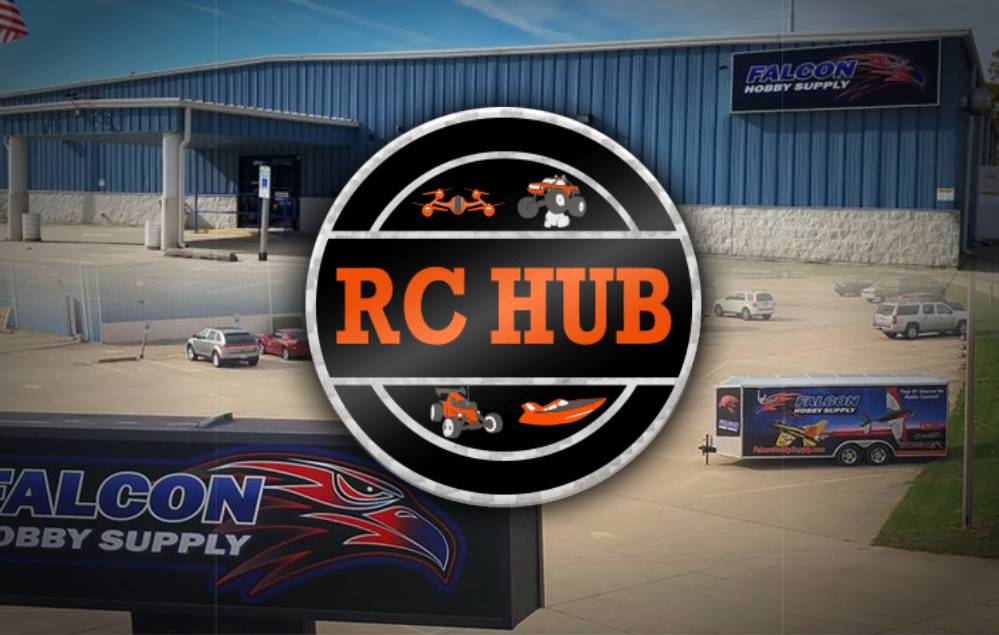 RC Hub's Hobby Shop Showcase: Falcon Hobby Supply!