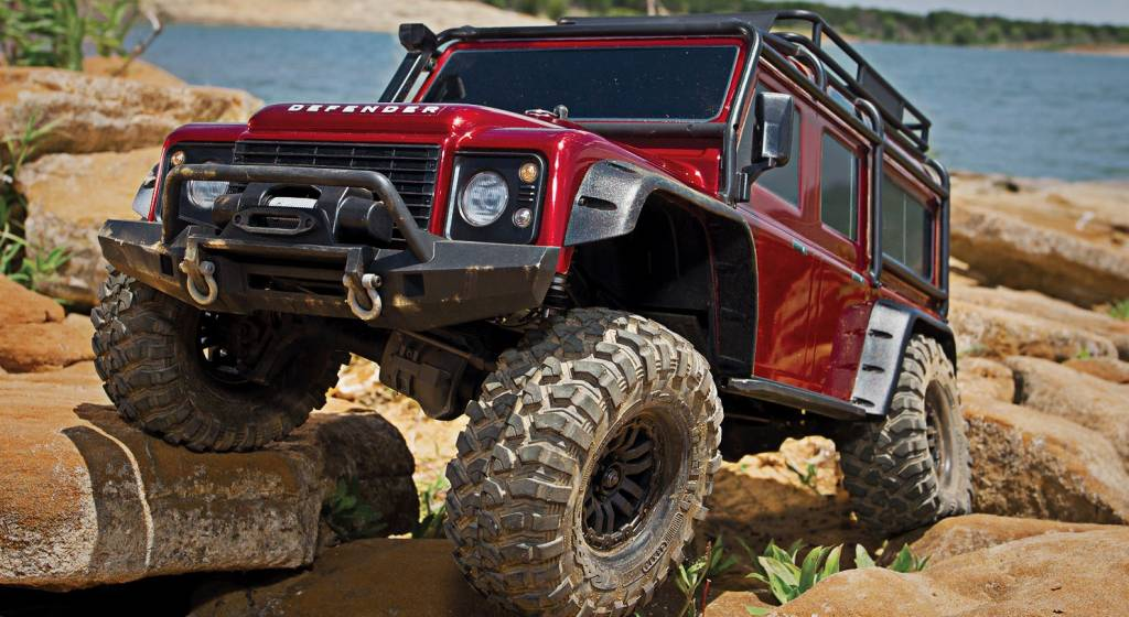 Review: Traxxas TRX-4 Scale & Trail Crawler