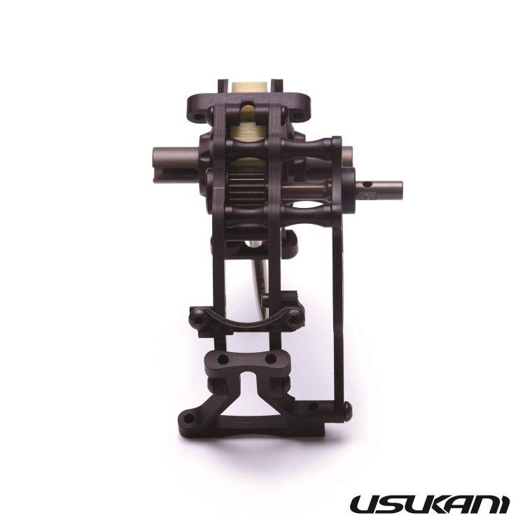 Usukani Usukani YD-2 Combo: Rear Solid Axle Set + CF Open Type Rear Gear Box