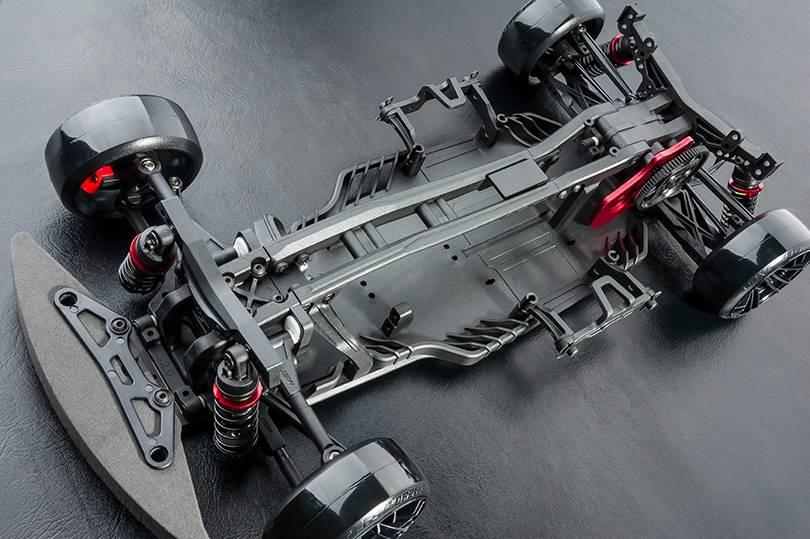 MST MXSPD533702 RMX 2.0 1/10 2WD RTR EP R35 GT-R (black) Drift Car  (brushless) 533702 by MST