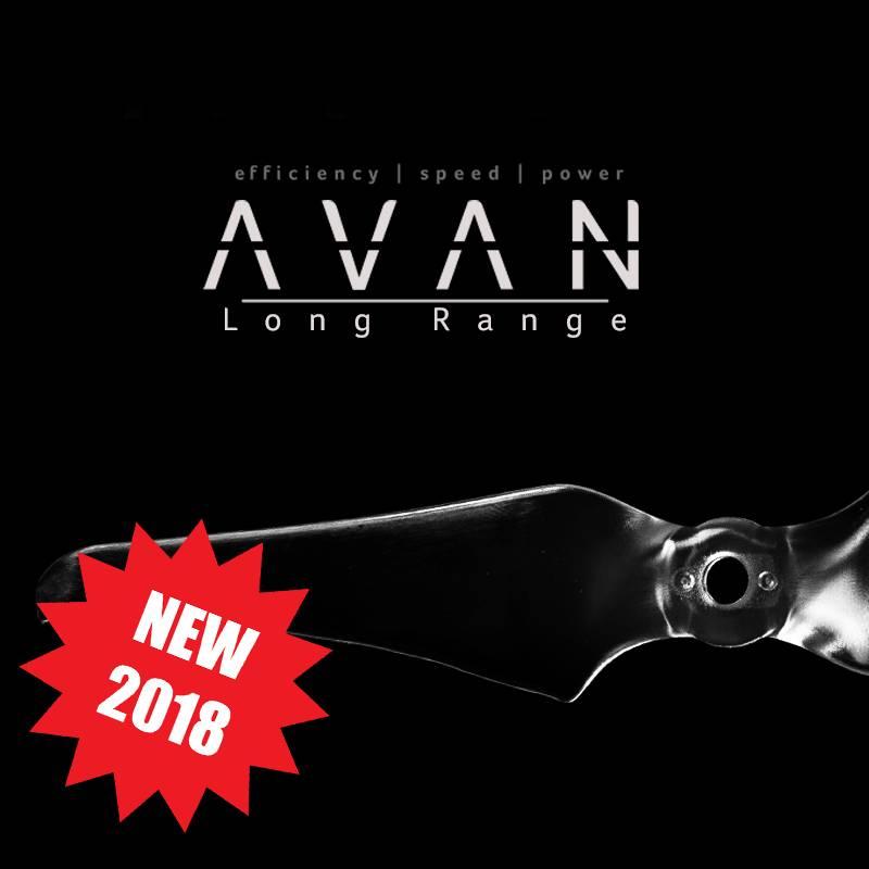 Emax EMXAvanLR Avan LR Long range 6'' prop 6x3.8x2 2xCCW 2xCW 1set by EMAX