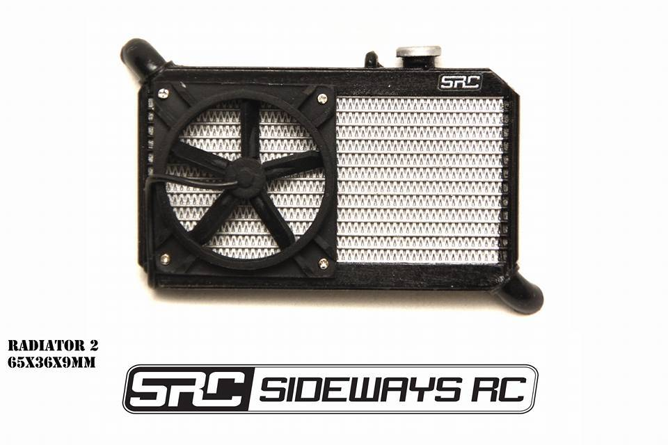 SRC SRCRAD2 SCALE RADIATOR BY SRC