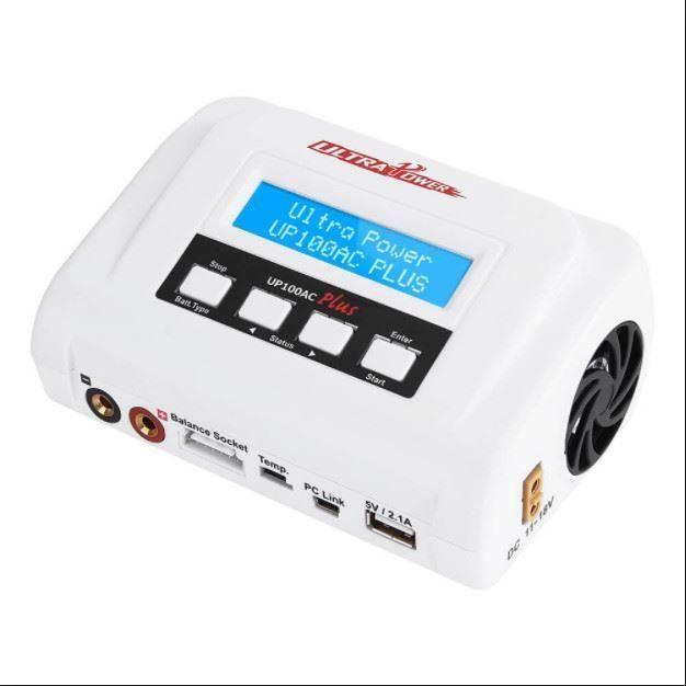 Ultra Power Technology UPTUP100AC Plus 100W Multi-Chemistry AC/DC Charger Ultra Power Technology
