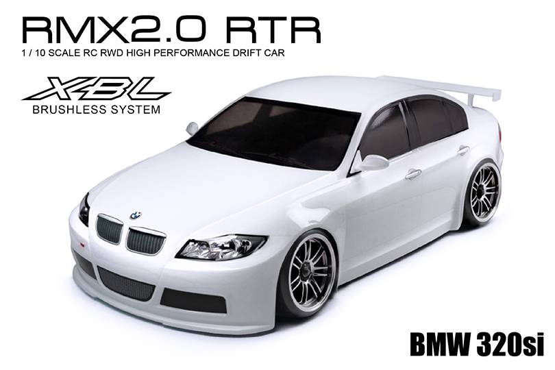 MST MXSPD533714 RMX 2.0 RTR BMW 320si (brushless) by MST 533714