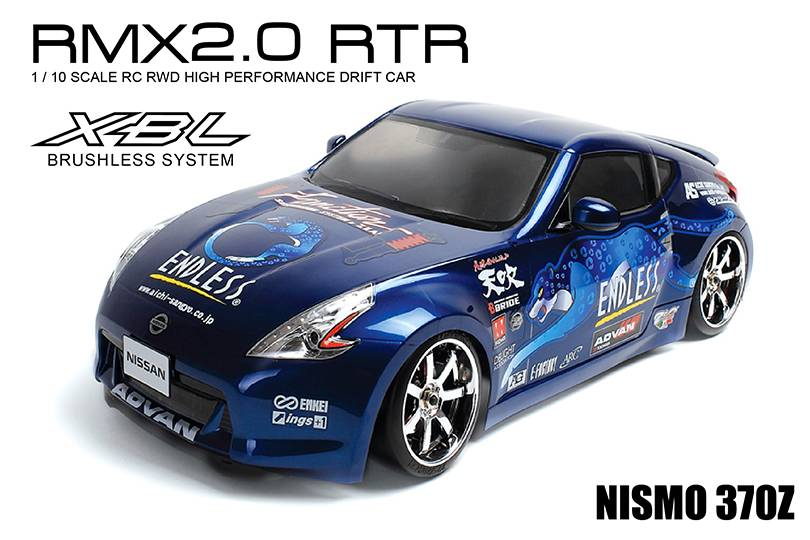 MST MXSPD533711 RMX 2.0 RTR NISMO 370Z (brushless) by MST 533711