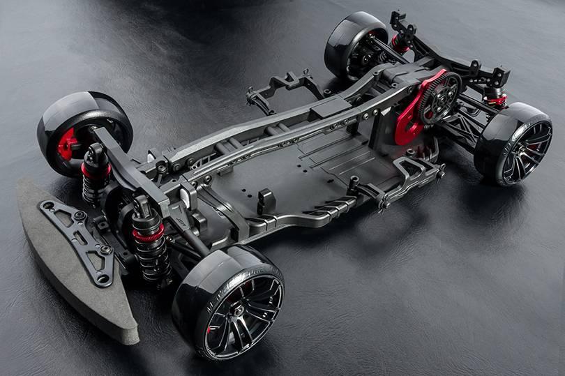 MST MXSPD533707BK RMX 2.0 1/10 2WD RTR EP Drift Car (brushless) JZ3 (soarer) (black) 533707BK by MST