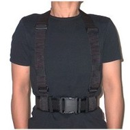 "CALDE RIDGE Suspenders for 2.25"" Duty Belt"