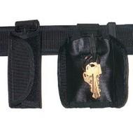 CALDE RIDGE Silent Key Holder  - Velcro Belt Mounted