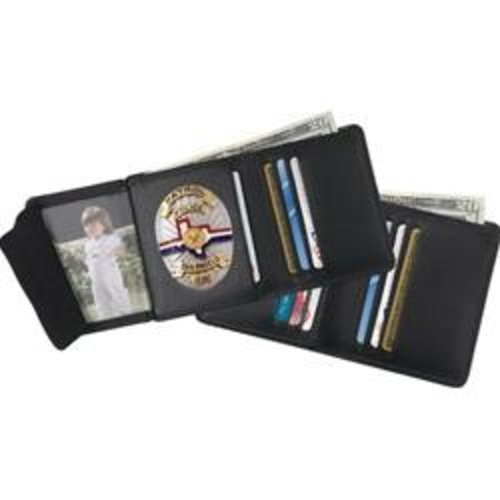 STRONG LEATHER CO Hidden Badge Wallet-Dress