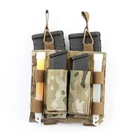 Grey Ghost Gear (Discontinued) Double M4/Pistol Mag Pouch