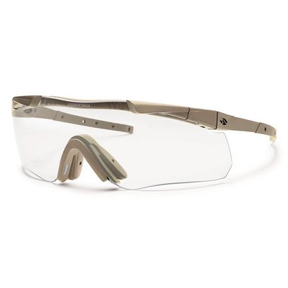 Smith Optics Aegis Echo II Compact Fit Tan 499 Clear/Grey