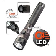 Streamlight Flashlight Stinger DS LED HL With AC and DC Chargers