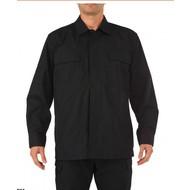 5.11 Tactical TDU Shirt L/S Poly/Ctn Ripstop Plus