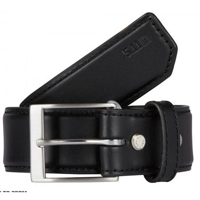 5.11 Tactical Leather Casual Belt Plain 1.5""